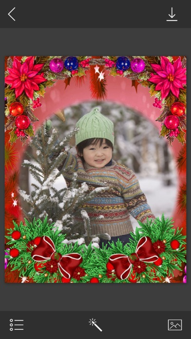 点击获取Christmas Special Frame - Frame Booth