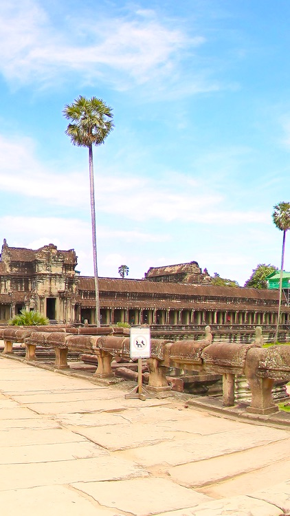 VR Angkor Wat Virtual Reality Guided Tour 360
