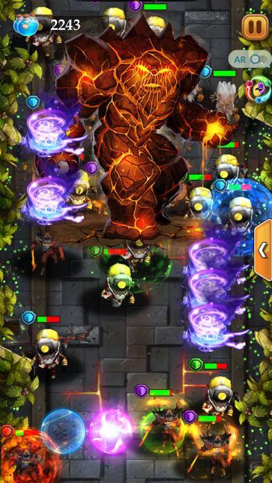 点击获取Element defender : Heroes Tap
