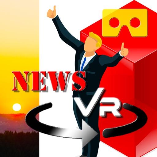 news VR Next President of US Virtual Reality 360