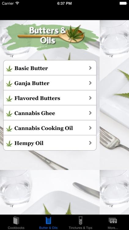 Mega Marijuana Cookbook - Cannabis Cooking & Weed screenshot-3