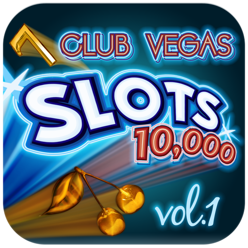 Club Vegas Slots 10,000 Vol. 1