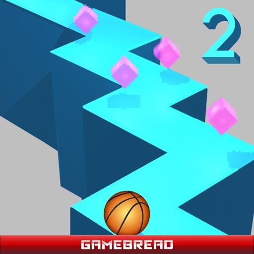 Zig Zag 2 - Basketball Edition