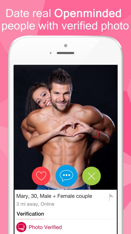 3Fun: Threesome dating for couples & kinky singles