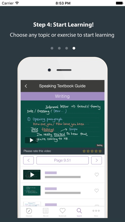 SpeakingTextbook.com: Textbook at a Glance! screenshot-3