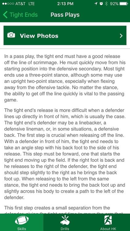 Football Skills & Drills screenshot-3
