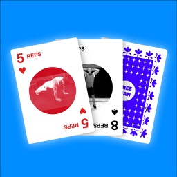 Deck of Cards Workout - Lose weight and get fit with fun bodyweight workouts!