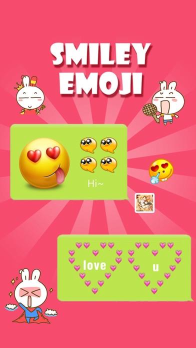 Emojis Stickers-Gif Text Fonts Keyboard Messenger
