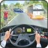 Coach Bus Simulator Parking 3D Game