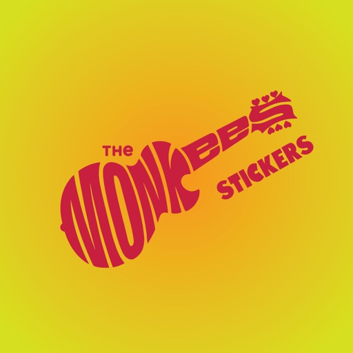 The Monkees Stickers