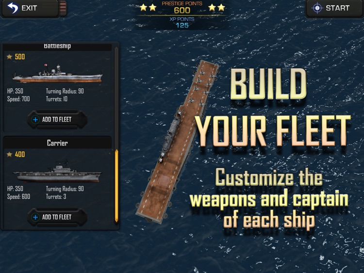 Battle Fleet 2 screenshot-3