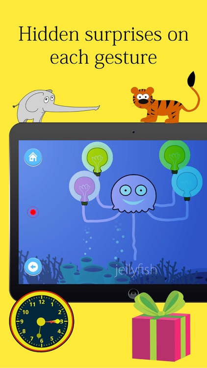 Elastic Alphabets® for kids : Educator recommended learning game for preschoolers screenshot-3