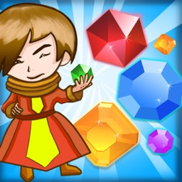 Treasure Battle Free - A cute puzzle game