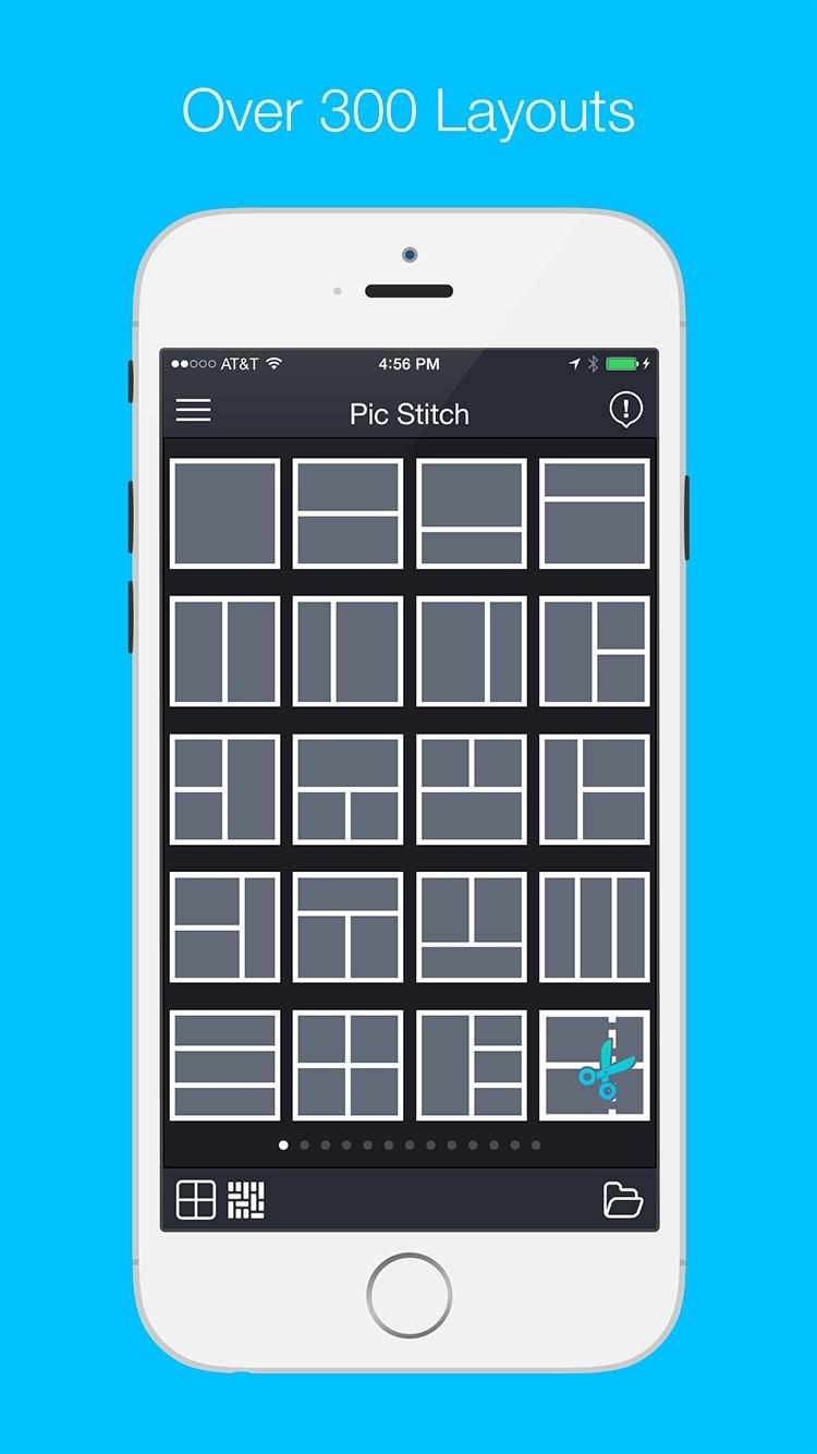 Pic Stitch - Collage Editor Screenshot