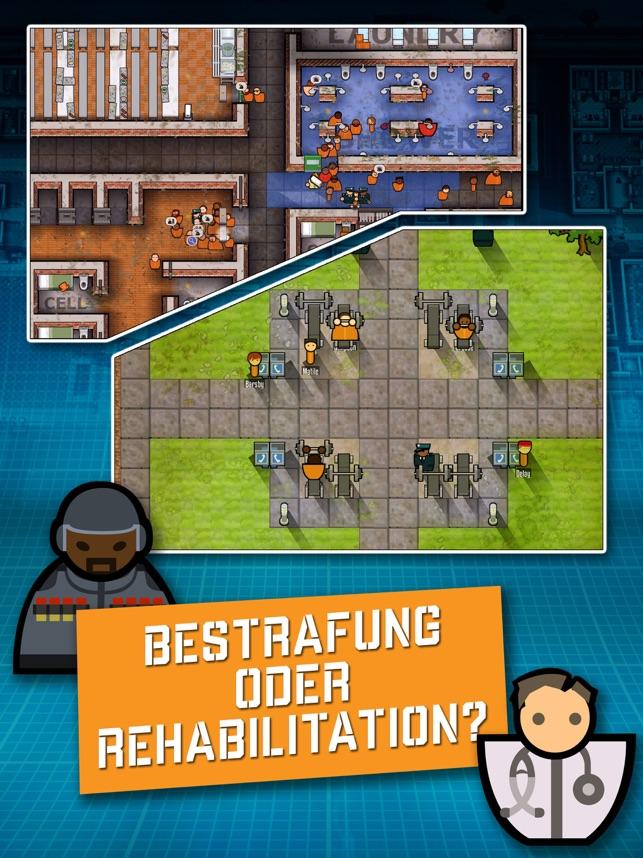 Prison Architect: Mobile Screenshot