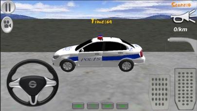 警察游戏 - -  警察 汽车 驾驶 模拟器 年 2017 App 截图