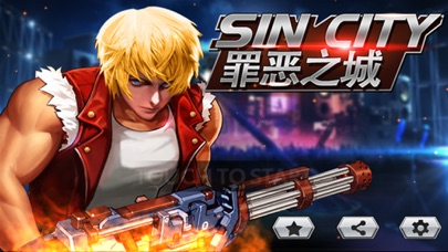 Sin City - Fighting Shooting Games-0