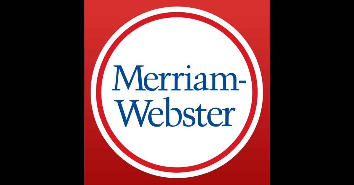 image for Merriam-Webster Dictionary app