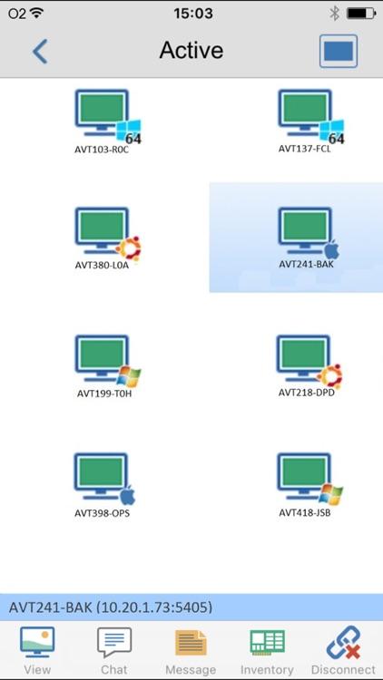 AviTice Remote Mobile Control