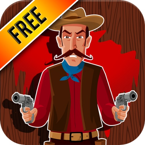 Cowboy Showdown: Arcade Western Shooter Icon