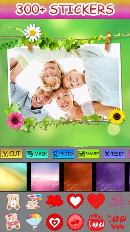 Photo Cut & Paste HD screenshot-3