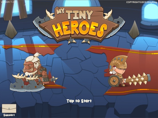 My Tiny Heroes screenshot