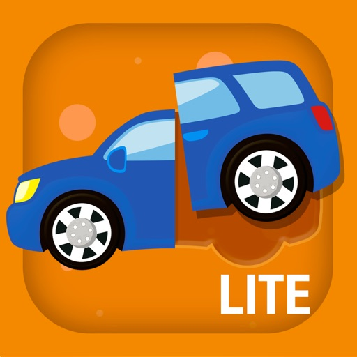 Kids Car Games: Toddlers Boys Free Learning Puzzle icon