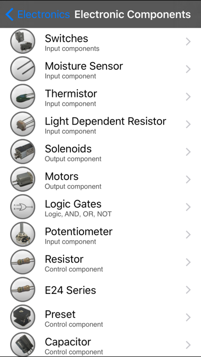 Design and Technology: Electronic Products screenshot two