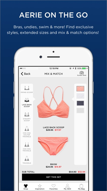 AEO|Aerie: Jeans, Dresses, Swimsuits & Bralettes