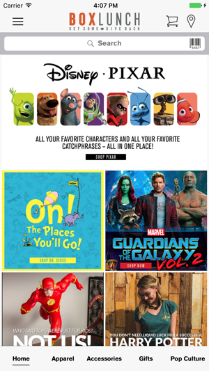 BoxLunch on the App Store