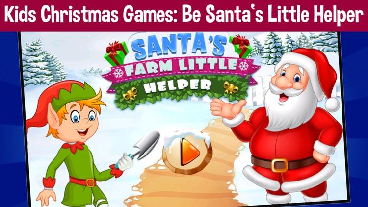 Santa's Little Farm Helper
