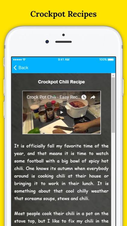 Delicious Slow Cooker Recipes - Healthy Crock-pot Recipes