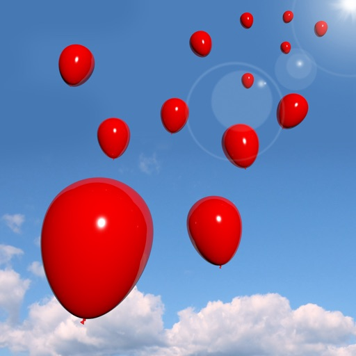Red Balloon Wallpapers HD- Quotes and Photography icon