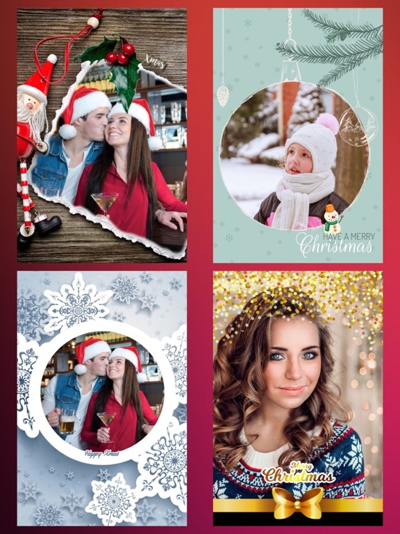 Christmas Instacollage Maker App Price Drops
