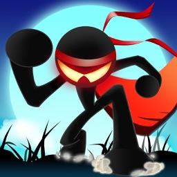 Ninja Stick Man Fighter