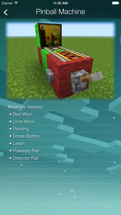 Furniture for Minecraft screenshot-3