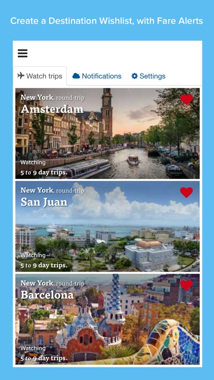 Fareness - When & Where? Browse & Book Flights screenshot-3