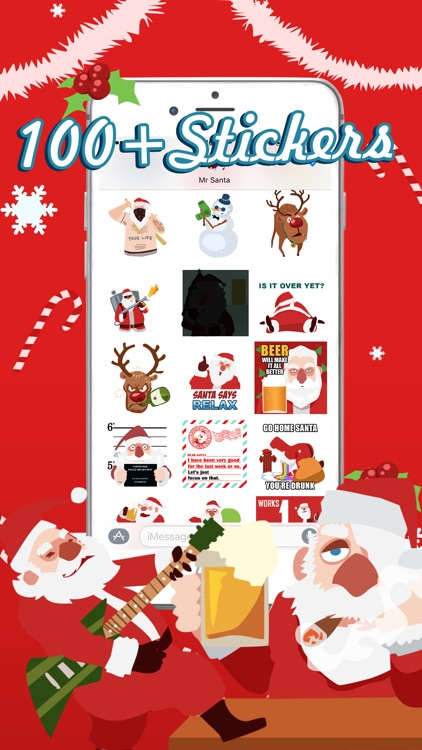 Shocking Santa Free - Santa Claus Gone Bad screenshot-0