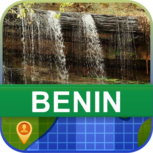 Offline Benin Map - World Offline Maps