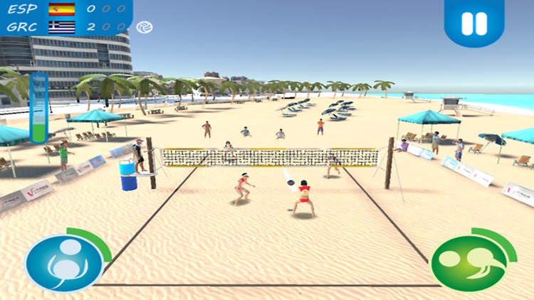 Beach Volleyball 2016