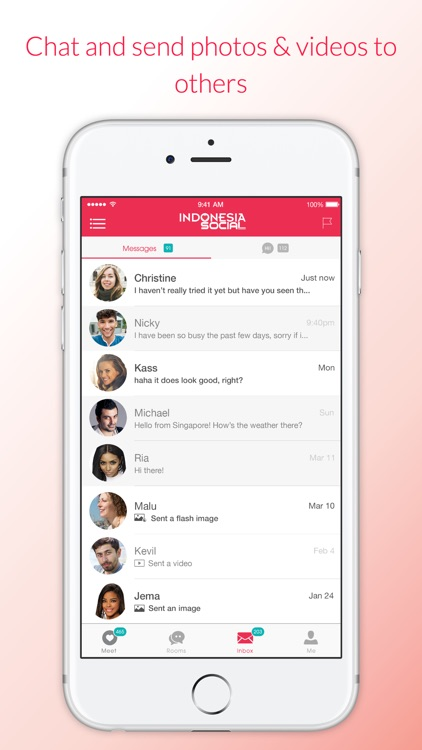 Dating app jakarta