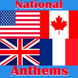 National Anthems!