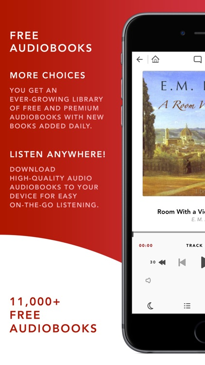 Audiobooks HQ – 11,500+ Free + Premium Audio Books