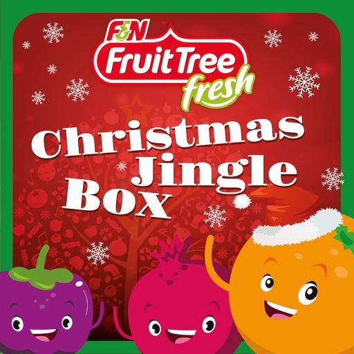 Fruit Tree Fresh Christmas Jingle Box