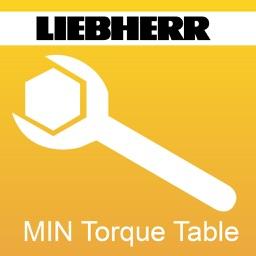 Liebherr Mining Torque Table