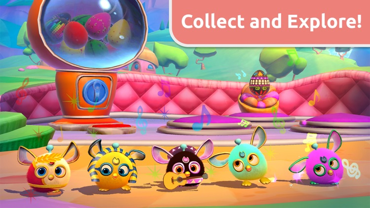 FURBY CONNECT World screenshot-2