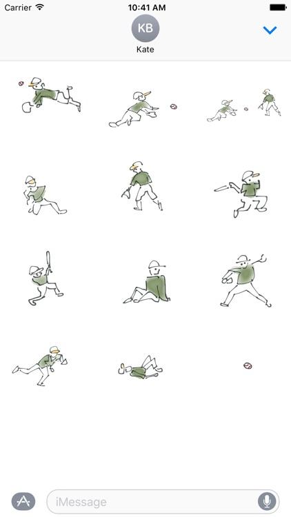Baseball Ink