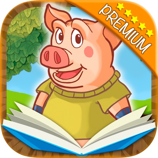 Three Little Pigs Classic tales - PRO