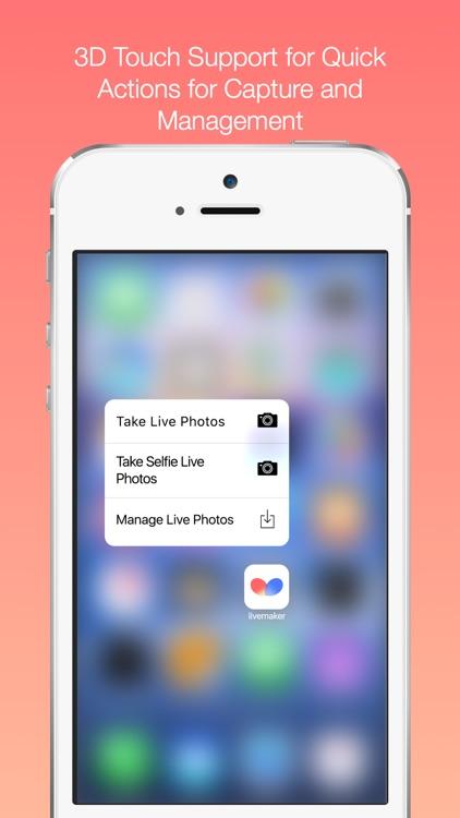 LiveMaker Free - for Live Photo screenshot-4