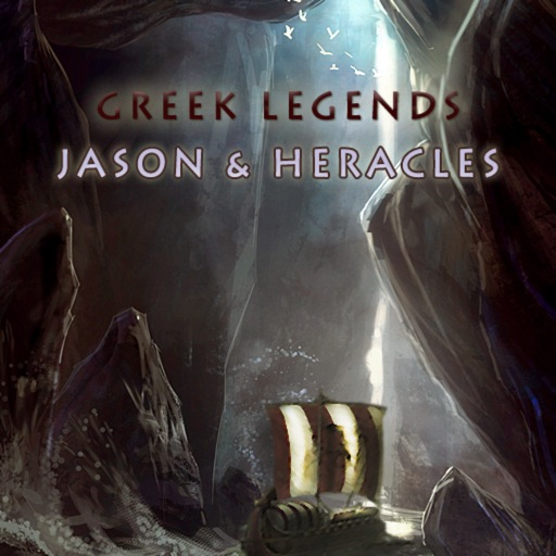 Greek Legends - Jason & Heracles